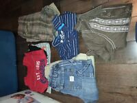 2 Large Boxes of Boys 18mth Clothing