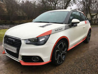 Audi A1 1.4 TFSI ( 122ps ) 2012MY Competition Line