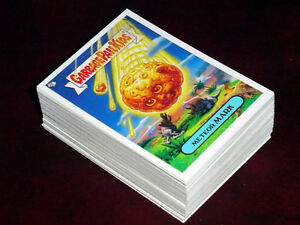 GARBAGE PAIL KIDS ALL NEW SERIES 5 80 CARD SET 2006 W/WRAPPER