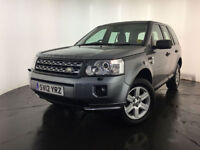 2012 LAND ROVER FREELANDER GS TD4 150 BHP 1 OWNER FROM NEW FINANCE PX WELCOME