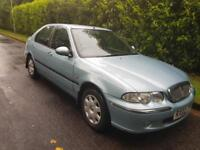Rover 45 1.4 16v iL PART EX TO CLEAR