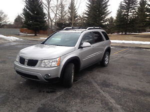 2008 Pontiac Torrent Accident free SUV, Crossover