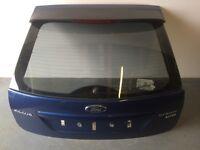 Genuine Ford Focus SportTdci 5dr Boot / Bootlid Blue