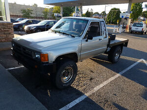 1987 Toyota Other Pickup Truck