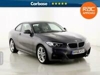 2016 BMW 2 Series 218i M Sport 2dr COUPE Petrol Manual