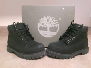 Timberland Toddler Boots Size 9