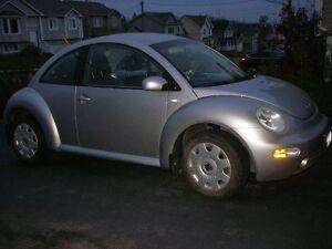 2001 Volkswagen New Beetle GLS Coupe (2 door)