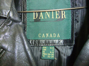 Danier Leather Womens jacket for sale..PRICE REDUCED!