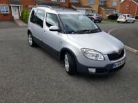 2010 59 Skoda Roomster 1.9TDI PD Scout
