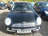 2004 MINI HATCHBACK 1.6 Cooper 3dr panoramic sunroof Low Mileage