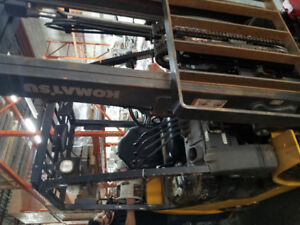 Propane and Electric Fork Lift for Sale