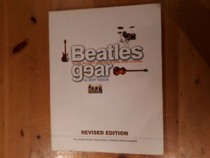 Beatles gear - all the fab four's  instruments by Andy Babiuk