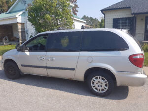 2007 Dodge Grand Caravan STOW AND GO Camionnette