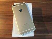 iPhone 6S 64GB Gold - Unlocked and Perfect Condition!