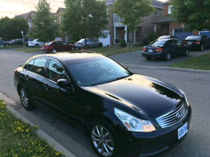 2007 Infiniti G35X ,Certified and E-tested