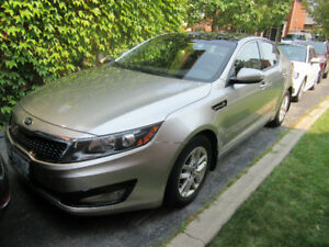 2013 Kia Optima GDI Plus Sedan