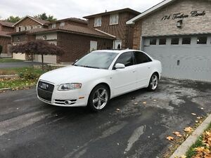 Mint 07 Audi A4 2.0T Turbo 6 Speed, cold weathers pkg, tuned