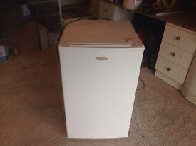 Haier fridge freezer - under counter