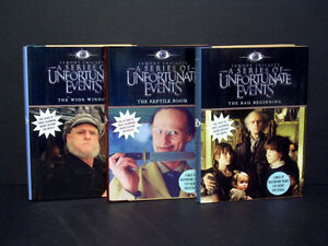 """Lemony Snicket's """"A Series of Unfortunate Events"""""""