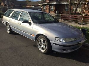 Ford Falcon Gli, station wagon, Rego WA Melbourne CBD Melbourne City Preview