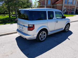 2007 Honda Element SC  certified & tested