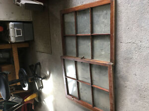 Two Pair of Sash Windows For Sale