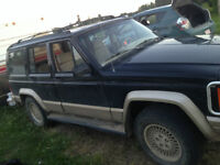 4x4 Jeep, No reasonable offers refused (comes with parts jeep)