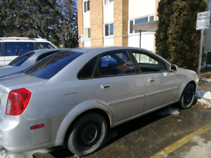 2005 Chevy Optra AS IS
