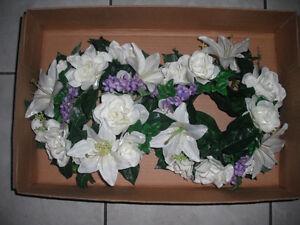 Handmade Fake Flower Arrangements For Candles Kitchener / Waterloo Kitchener Area image 2