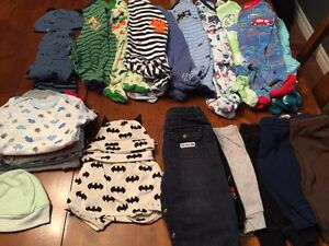 Baby Boy clothes size 0-6 Months (31 items)