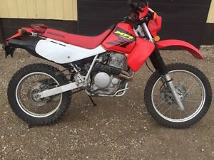 2002 XR 650 Honda Kitchener / Waterloo Kitchener Area image 1