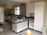 Professional kitchen fitter, luton