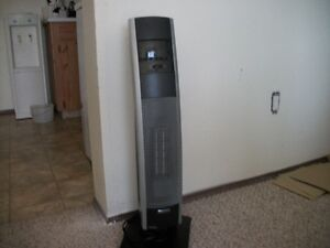 Bionaire Heater with advanced digital thermostat with remote