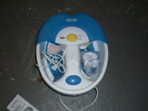 Dr Scholls foot bath/massager