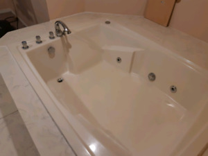 Beautiful Jacuzzi Hot Tub - Comes with everything