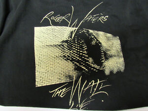 "Roger Waters ""The Wall"" Tour Shirt Toronto 2010"