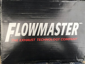 Flowmaster exhaust tips brand-new, unused with box