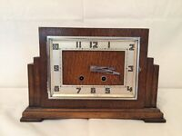Art Deco vintage clock