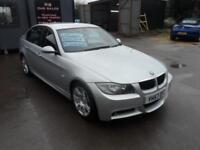 2007 57 BMW 2.0 320 D M SPORT 4 DOOR