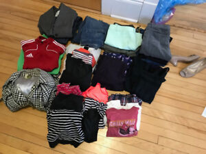 Women's bundle/lot - Gap, Banana R, DKNY, PUMA, Soia Kyo, Calvin