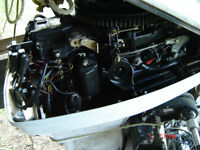 Outboard,40 HP. JOHNSON, price update july 2014