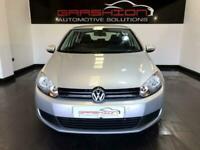 2010 Volkswagen Golf 1.6 TDI Match DSG 5dr Hatchback Diesel Automatic