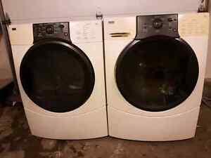 Kenmore front load washer dryer set electric