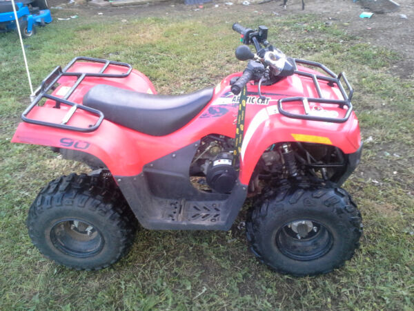 Used 2014 Arctic Cat Kids ATV
