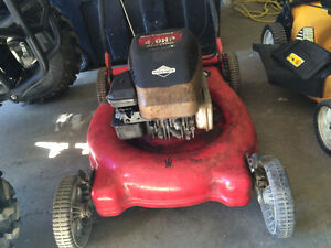 IF YOU HAVE  DEAD MOWER $ WEED WACKER WE WILL TAKE THEM