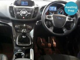 2015 FORD KUGA 2.0 TDCi 150 Titanium 5dr 2WD SUV 5 Seats