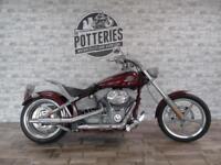 Harley Davidson Rocker *All original Condition Chopper*