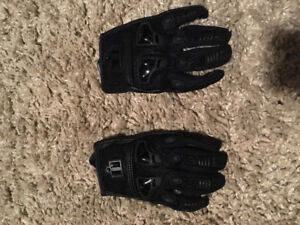 Women's large icon gloves