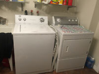 *!*!*Washer and Dryer, WHIRLPOOL, very good condition*!*!*