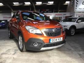 Vauxhall Mokka Tech Line S/S Hatchback 1.6 Manual Petrol